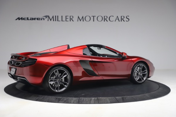Used 2013 McLaren MP4-12C Spider for sale $134,900 at Alfa Romeo of Greenwich in Greenwich CT 06830 8