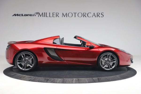 Used 2013 McLaren MP4-12C Spider for sale $134,900 at Alfa Romeo of Greenwich in Greenwich CT 06830 9