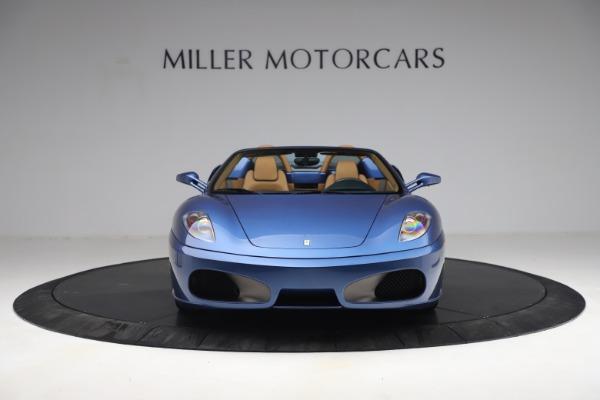 Used 2006 Ferrari F430 Spider for sale $139,900 at Alfa Romeo of Greenwich in Greenwich CT 06830 12