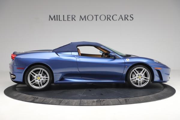 Used 2006 Ferrari F430 Spider for sale $139,900 at Alfa Romeo of Greenwich in Greenwich CT 06830 21