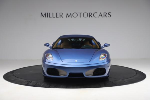 Used 2006 Ferrari F430 Spider for sale $139,900 at Alfa Romeo of Greenwich in Greenwich CT 06830 24
