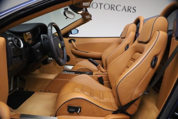 Used 2006 Ferrari F430 Spider for sale $139,900 at Alfa Romeo of Greenwich in Greenwich CT 06830 26