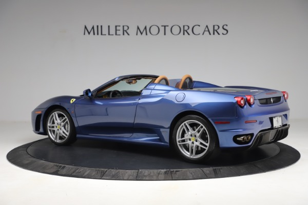 Used 2006 Ferrari F430 Spider for sale $139,900 at Alfa Romeo of Greenwich in Greenwich CT 06830 4