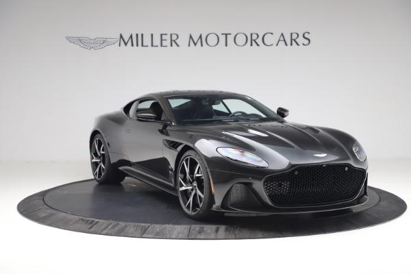 New 2021 Aston Martin DBS Superleggera 007 for sale $391,211 at Alfa Romeo of Greenwich in Greenwich CT 06830 10