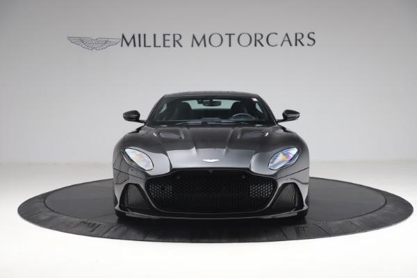 New 2021 Aston Martin DBS Superleggera 007 for sale $391,211 at Alfa Romeo of Greenwich in Greenwich CT 06830 11