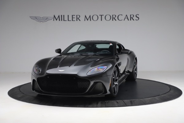 New 2021 Aston Martin DBS Superleggera 007 for sale $391,211 at Alfa Romeo of Greenwich in Greenwich CT 06830 12