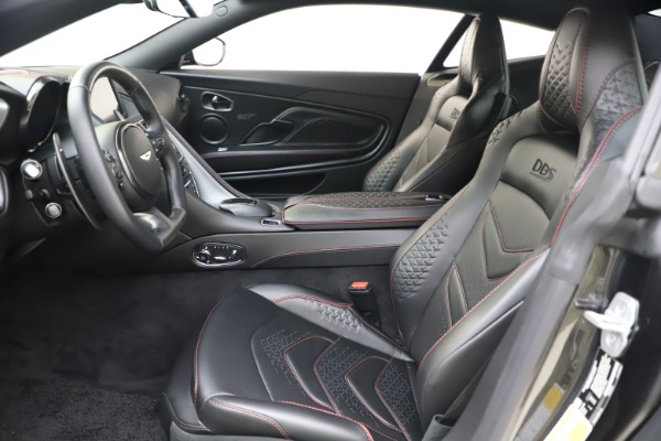 New 2021 Aston Martin DBS Superleggera 007 for sale $391,211 at Alfa Romeo of Greenwich in Greenwich CT 06830 13