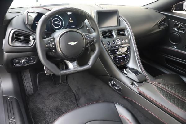New 2021 Aston Martin DBS Superleggera 007 for sale $391,211 at Alfa Romeo of Greenwich in Greenwich CT 06830 14