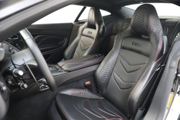 New 2021 Aston Martin DBS Superleggera 007 for sale $391,211 at Alfa Romeo of Greenwich in Greenwich CT 06830 15