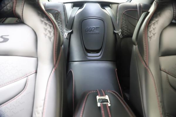 New 2021 Aston Martin DBS Superleggera 007 for sale $391,211 at Alfa Romeo of Greenwich in Greenwich CT 06830 18