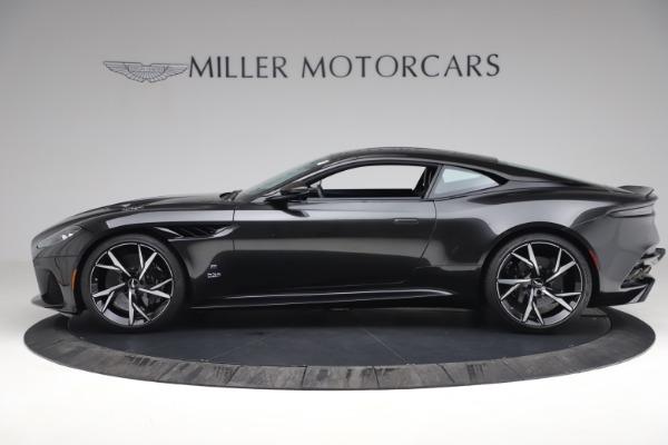 New 2021 Aston Martin DBS Superleggera 007 for sale $391,211 at Alfa Romeo of Greenwich in Greenwich CT 06830 2