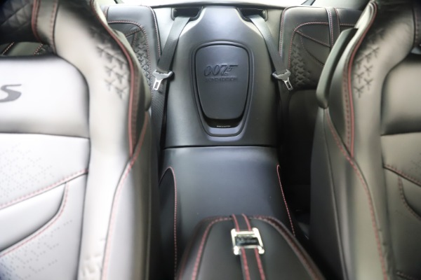 New 2021 Aston Martin DBS Superleggera 007 for sale $391,211 at Alfa Romeo of Greenwich in Greenwich CT 06830 22