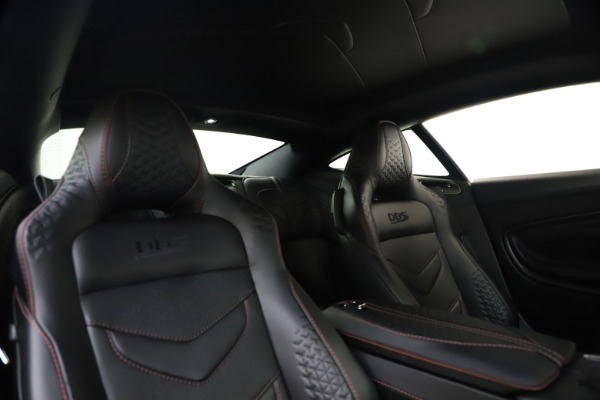New 2021 Aston Martin DBS Superleggera 007 for sale $391,211 at Alfa Romeo of Greenwich in Greenwich CT 06830 23
