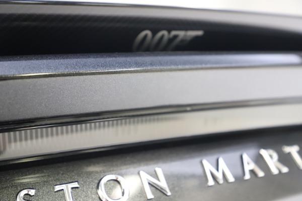 New 2021 Aston Martin DBS Superleggera 007 for sale $391,211 at Alfa Romeo of Greenwich in Greenwich CT 06830 25