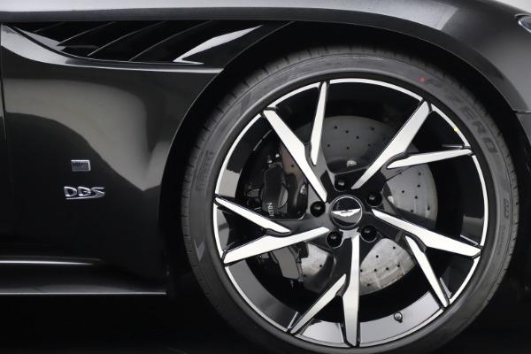 New 2021 Aston Martin DBS Superleggera 007 for sale $391,211 at Alfa Romeo of Greenwich in Greenwich CT 06830 27