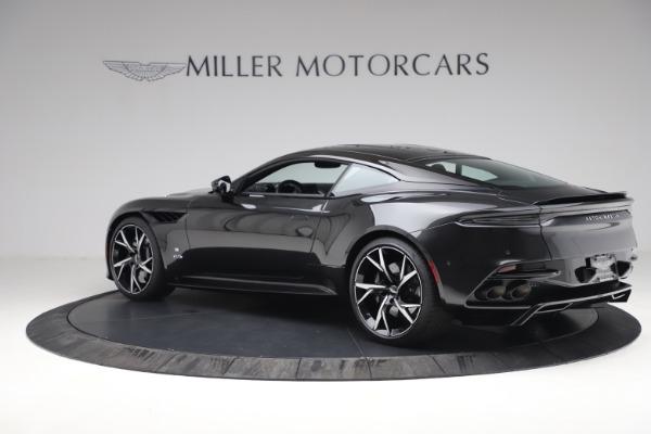 New 2021 Aston Martin DBS Superleggera 007 for sale $391,211 at Alfa Romeo of Greenwich in Greenwich CT 06830 3