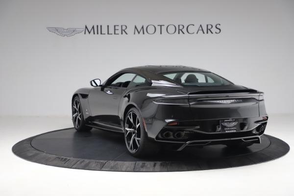 New 2021 Aston Martin DBS Superleggera 007 for sale $391,211 at Alfa Romeo of Greenwich in Greenwich CT 06830 4