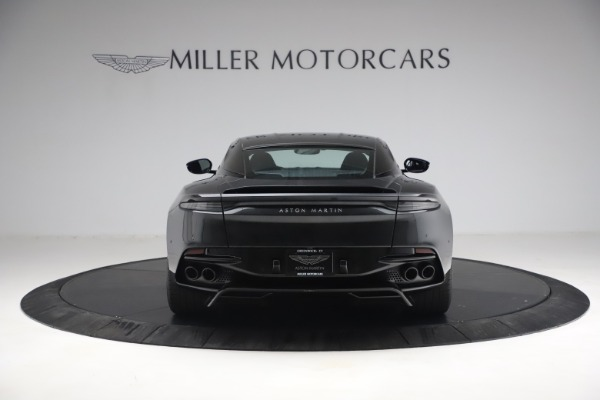 New 2021 Aston Martin DBS Superleggera 007 for sale $391,211 at Alfa Romeo of Greenwich in Greenwich CT 06830 5