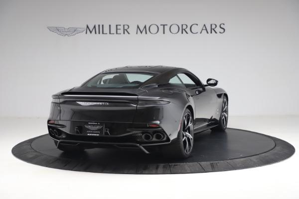New 2021 Aston Martin DBS Superleggera 007 for sale $391,211 at Alfa Romeo of Greenwich in Greenwich CT 06830 6