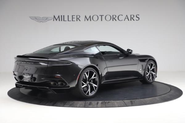 New 2021 Aston Martin DBS Superleggera 007 for sale $391,211 at Alfa Romeo of Greenwich in Greenwich CT 06830 7