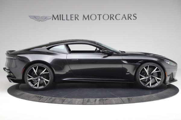 New 2021 Aston Martin DBS Superleggera 007 for sale $391,211 at Alfa Romeo of Greenwich in Greenwich CT 06830 8