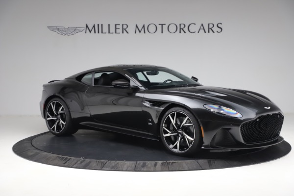 New 2021 Aston Martin DBS Superleggera 007 for sale $391,211 at Alfa Romeo of Greenwich in Greenwich CT 06830 9