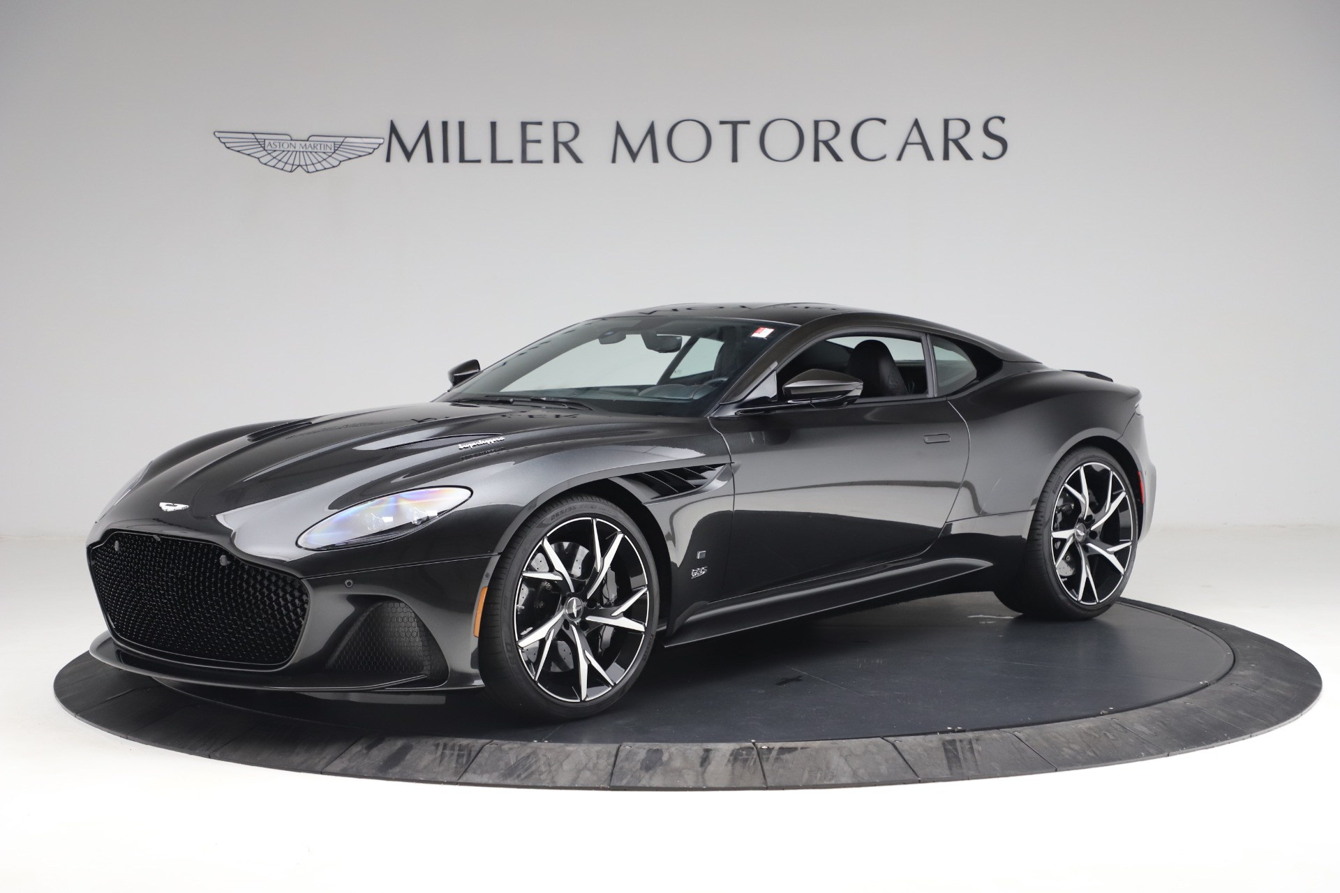 New 2021 Aston Martin DBS Superleggera 007 for sale $391,211 at Alfa Romeo of Greenwich in Greenwich CT 06830 1