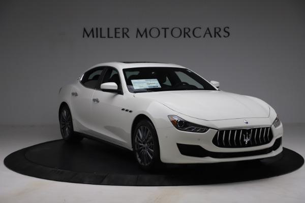 New 2021 Maserati Ghibli SQ4 for sale $85,804 at Alfa Romeo of Greenwich in Greenwich CT 06830 12