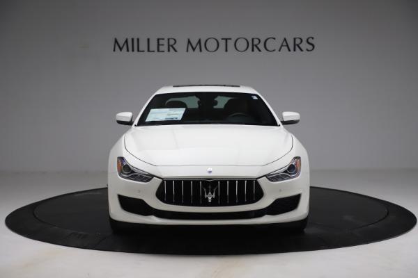 New 2021 Maserati Ghibli SQ4 for sale $85,804 at Alfa Romeo of Greenwich in Greenwich CT 06830 13