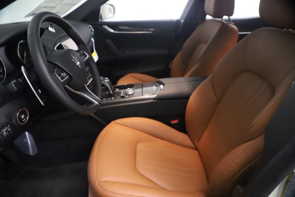 New 2021 Maserati Ghibli SQ4 for sale $85,804 at Alfa Romeo of Greenwich in Greenwich CT 06830 15
