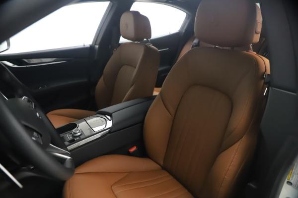New 2021 Maserati Ghibli SQ4 for sale $85,804 at Alfa Romeo of Greenwich in Greenwich CT 06830 16