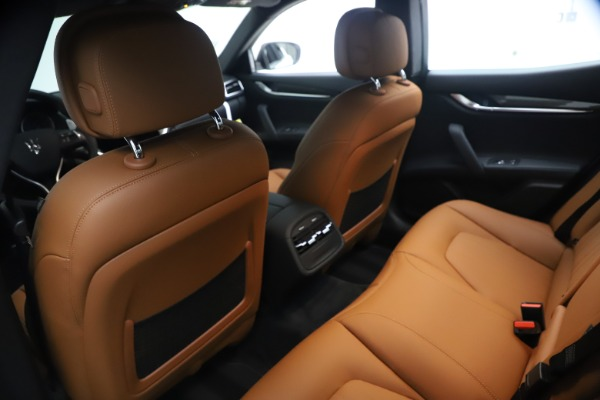 New 2021 Maserati Ghibli SQ4 for sale $85,804 at Alfa Romeo of Greenwich in Greenwich CT 06830 19