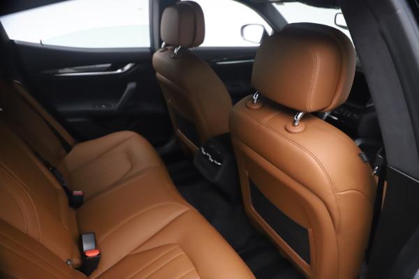 New 2021 Maserati Ghibli SQ4 for sale $85,804 at Alfa Romeo of Greenwich in Greenwich CT 06830 26
