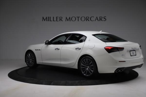 New 2021 Maserati Ghibli SQ4 for sale $85,804 at Alfa Romeo of Greenwich in Greenwich CT 06830 4