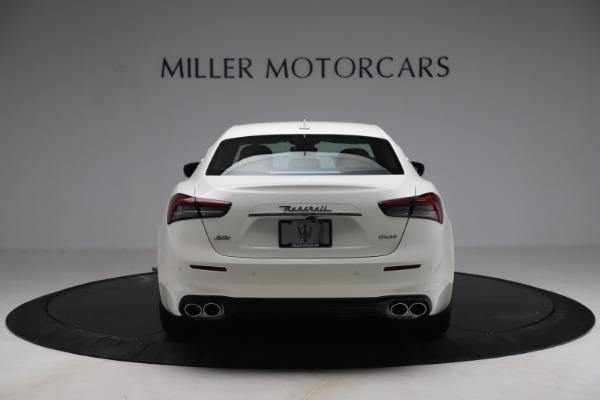 New 2021 Maserati Ghibli SQ4 for sale $85,804 at Alfa Romeo of Greenwich in Greenwich CT 06830 6