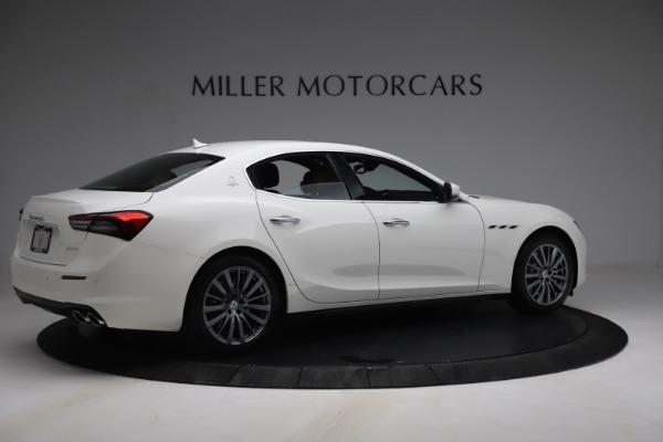 New 2021 Maserati Ghibli SQ4 for sale $85,804 at Alfa Romeo of Greenwich in Greenwich CT 06830 8