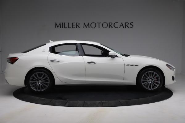 New 2021 Maserati Ghibli SQ4 for sale $85,804 at Alfa Romeo of Greenwich in Greenwich CT 06830 9