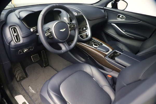 New 2021 Aston Martin DBX for sale $195,786 at Alfa Romeo of Greenwich in Greenwich CT 06830 13