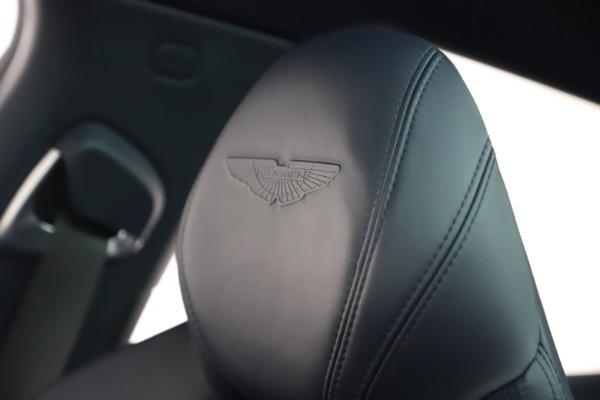 New 2021 Aston Martin DBX for sale $195,786 at Alfa Romeo of Greenwich in Greenwich CT 06830 16