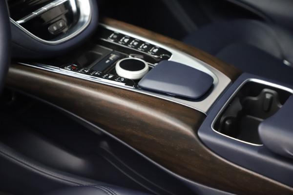 New 2021 Aston Martin DBX for sale $195,786 at Alfa Romeo of Greenwich in Greenwich CT 06830 17
