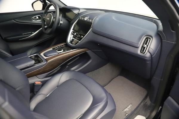 New 2021 Aston Martin DBX for sale $195,786 at Alfa Romeo of Greenwich in Greenwich CT 06830 20