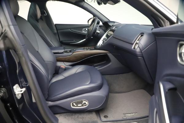 New 2021 Aston Martin DBX for sale $195,786 at Alfa Romeo of Greenwich in Greenwich CT 06830 21