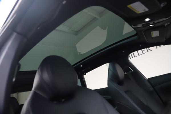 New 2021 Aston Martin DBX for sale $195,786 at Alfa Romeo of Greenwich in Greenwich CT 06830 23
