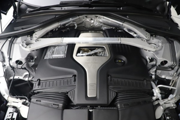 New 2021 Aston Martin DBX for sale $195,786 at Alfa Romeo of Greenwich in Greenwich CT 06830 25