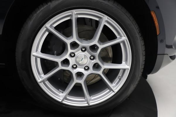 New 2021 Aston Martin DBX for sale $195,786 at Alfa Romeo of Greenwich in Greenwich CT 06830 27