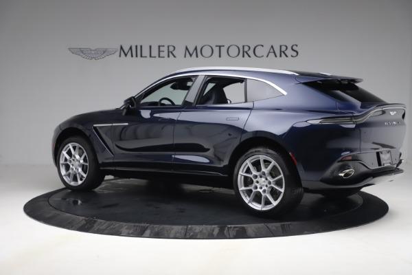 New 2021 Aston Martin DBX for sale $195,786 at Alfa Romeo of Greenwich in Greenwich CT 06830 3