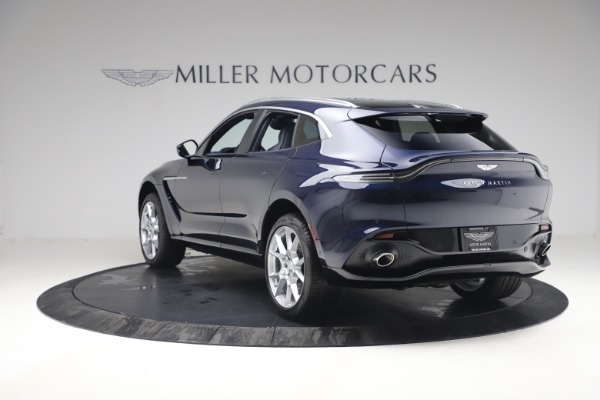 New 2021 Aston Martin DBX for sale $195,786 at Alfa Romeo of Greenwich in Greenwich CT 06830 4