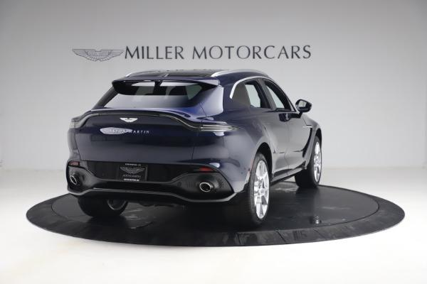 New 2021 Aston Martin DBX for sale $195,786 at Alfa Romeo of Greenwich in Greenwich CT 06830 6