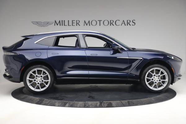 New 2021 Aston Martin DBX for sale $195,786 at Alfa Romeo of Greenwich in Greenwich CT 06830 8