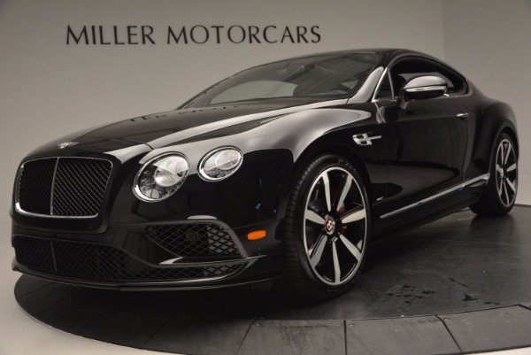 New 2017 Bentley Continental GT V8 S for sale Sold at Alfa Romeo of Greenwich in Greenwich CT 06830 16